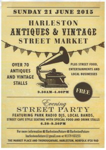 001 2 211x300 Less than 3 weeks to go until the 2nd Harleston Antiques & Vintage Street Market!!