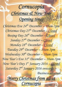 Scan0005 4 215x300 Christmas & New Year Opening times