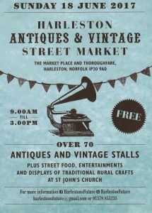 Scan 20170525 215x300 Harleston Antiques & Vintage Street Market 2017!