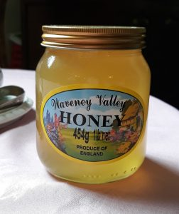 Honey 1 252x300 The Parlour Tea Rooms is selling honey!