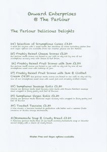 OE menu 3 1 212x300 The Parlour Tea Rooms
