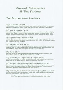 OE menu 4 212x300 The Parlour Tea Rooms